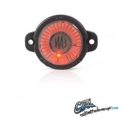 Pos. lumière LED rouge 12-24V E-approuvé.