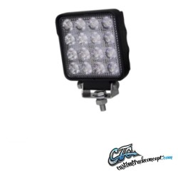 Lampe de travail LED Square 25W
