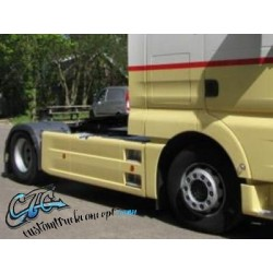 Jupes Latérales MAN TGX XL-cab, empattement 3600mm