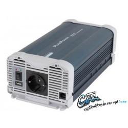 Onduleur à onde sinusoïdale pure PurePower 24-220V - 600W