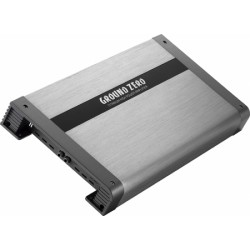 Amplificateur 24Volts 1Canal 850 Watts RMS Ground Zero