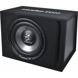 "Caisson Subwoofer 25cms /10"" Ground Zero 250Watts RMS"