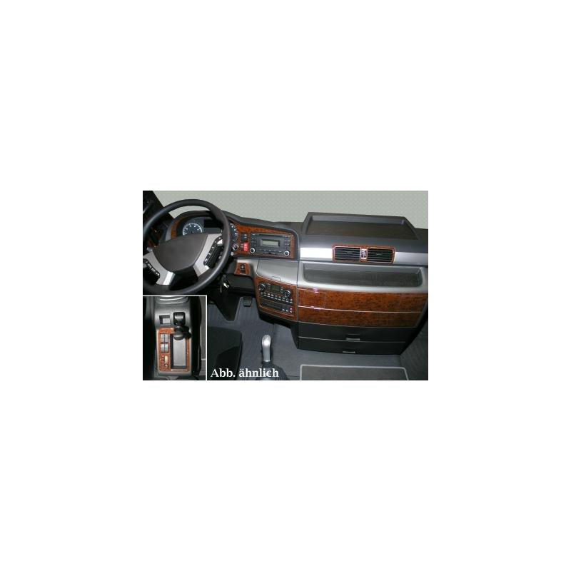 habillage tableau de bord man tgs boite automatique noyer customtruckconcept. Black Bedroom Furniture Sets. Home Design Ideas