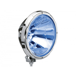 PHARE LONGUE PORTEE HELLA RALLY 3003 CHROME BLEU