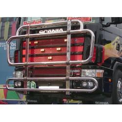 Pare Buffle inox Mega Scania 4.