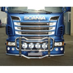 PARE BUFFLE INOX BUTTERFLY SCANIA R2