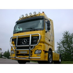 PARE BUFFLE INOX MEGA MERCEDES ACTROS MP3