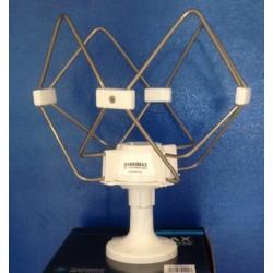 Antenne Tv 360° Omnimax 12/24Volts.