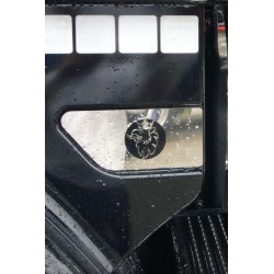 HABILLAGES INOX GRIFFON LATERAL ARRIERE SCANIA R