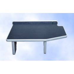 TABLETTE PASSAGERE DAF XF105 NOIRE