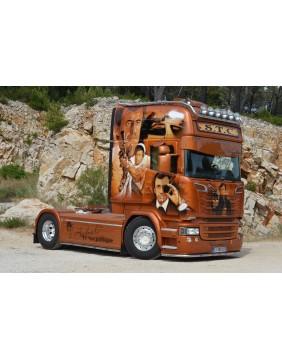Visières Scania