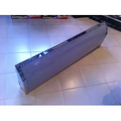 ENSEIGNE LUMINEUSE INOX 140 X 40 LEDS