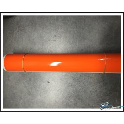 FILM VINYL AHESIF POUR PHARE 30 X 120CM ORANGE