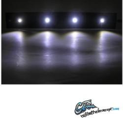 LED Xenon Blanc adapté à Scania Topline
