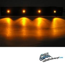 LED ambre adapté pour Scania Topline