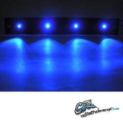 LED bleu adapté pour Scania Topline