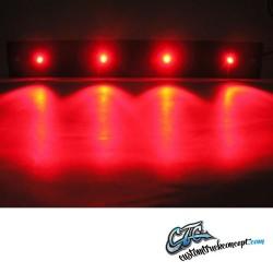 LED rouge adapté pour Scania Topline