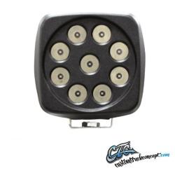 Lampe de travail LED 27W avec connecteur DT