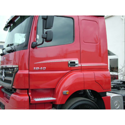 HABILLAGE INOX LATERAL PORTES MERCEDES AXOR DEPUIS 2005