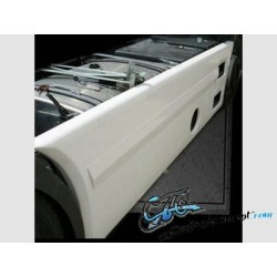 Jupes Latérales Iveco Stralis Euro 4, Empattement 3850mmm