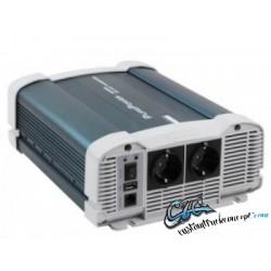 Onduleur à onde sinusoïdale PurePower 24-220V - 2500W