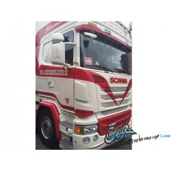 Deflecteurs de saleté Scania R