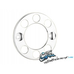 """Cercle caches écrous Fermé 17.5"""" & 19.5"""" - Entraxe 275mm"""