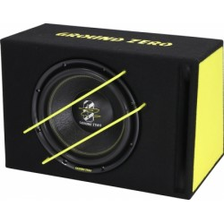 "Caisson SPL Subwoofer 30cms /12"" Ground Zero 1000Watts RMS"