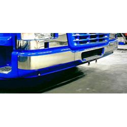 HABILLAGE INOX BAS DE CALANDRE DAF XF 95