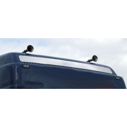 HABILLAGE INOX PARE-CHOC SANS ANTI-BROUILLARDS DAF XF 95