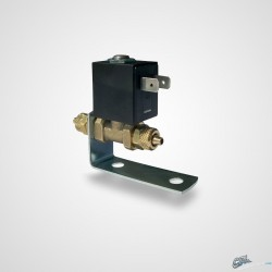 ElectroValve pneumatique Klaxon 24Volts Diamètre 6mm.