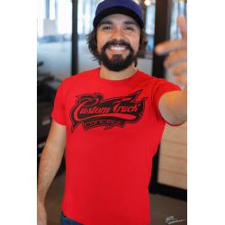 T-Shirt Custom Truck Concept