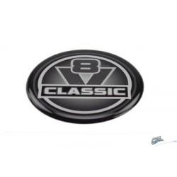 STICKER V8 CLASSIQUE, 3D...