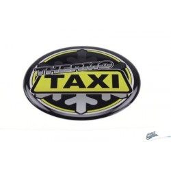 STICKER THERMO TAXI, 3D DELUXE