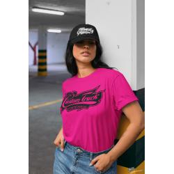 T-Shirt femme Custom Truck...