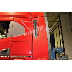 HABILLAGE INOX FILTRE A AIR IVECO S-WAY