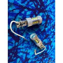 AMPOULE SUPER LEDS H3 24 VOLTS