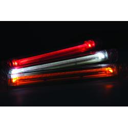 FEU DE GABARIT 3 LEDS MODELE ELLIPSE A POSER ECLAIRAGE BLANC