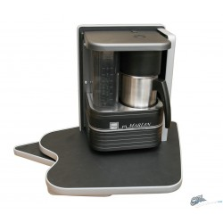 TABLETTE CAFETIERE MERCEDES ACTROS & AROCS 2.5, ROTATIVE