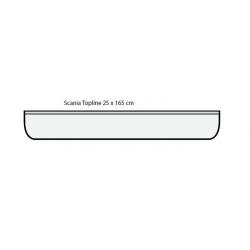ENSEIGNE LUMINEUSE LEDS SCANIA R & R2 HIGHLINE 164 X 22.5