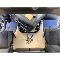 CAPOT MOTEUR IVECO S-WAY SKAI CAPITONNE BEIGE BOITE AUTO