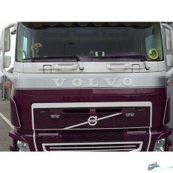 PLAQUE FRONTAGE VOLVO FH4 MODELE 2