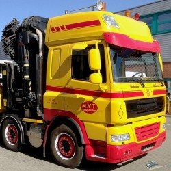 EXTENSION DE PORTE DAF CF 85