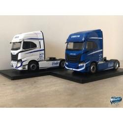 Maquettes Camions Iveco S-Way en miniatures
