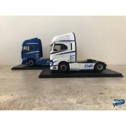 Maquettes Camions Iveco S-Way, vue latérale des Poids Lourds