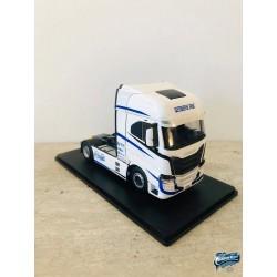 Maquettes Camions Iveco S-Way, vue de profil sur la cabine