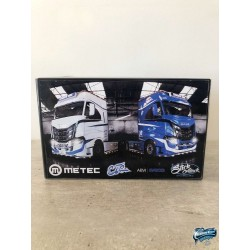 Maquettes Camions Iveco S-Way, boîtier des modèles réduits