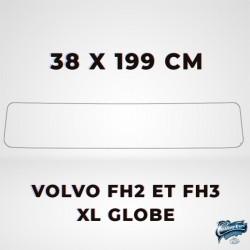 ENSEIGNE LUMINEUSE LEDS VOLVO FH2 & FH3 XL GLOBE 199 X 38 cm