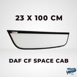 Enseigne lumineuse Daf CF Space Cab 23 x 100 cm