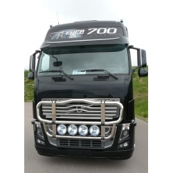 PARE BUFFLE INOX MEGA MERCEDES ACTROS MP2